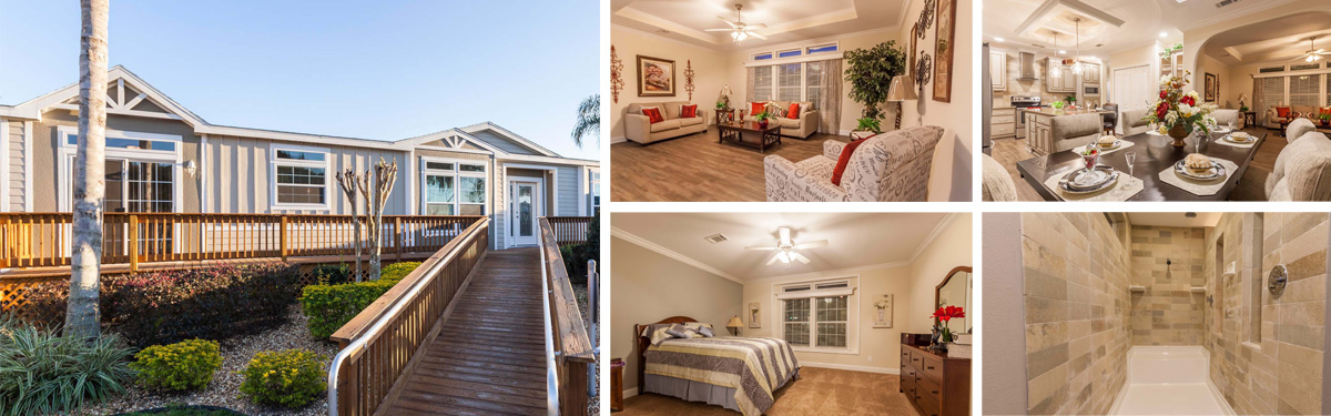 top 10 manufactured homes PALM BAY 6263