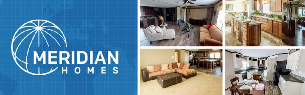 MERIDIAN MANUFACTURED HOME BUILDERS