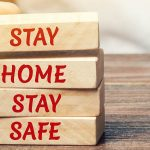 SHOPPING FROM SAFETY AND COMFORT OF HOME