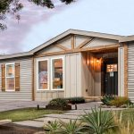 A NEW MANUFACTURED HOME