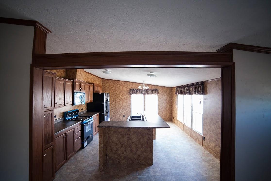 Floor Plan Layout: Heritage/3256-32D