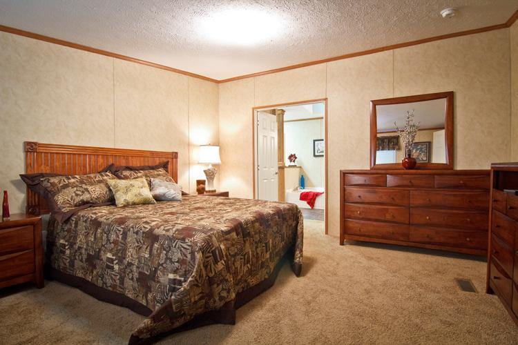 Floor Plan Layout: Classic/3680-43B