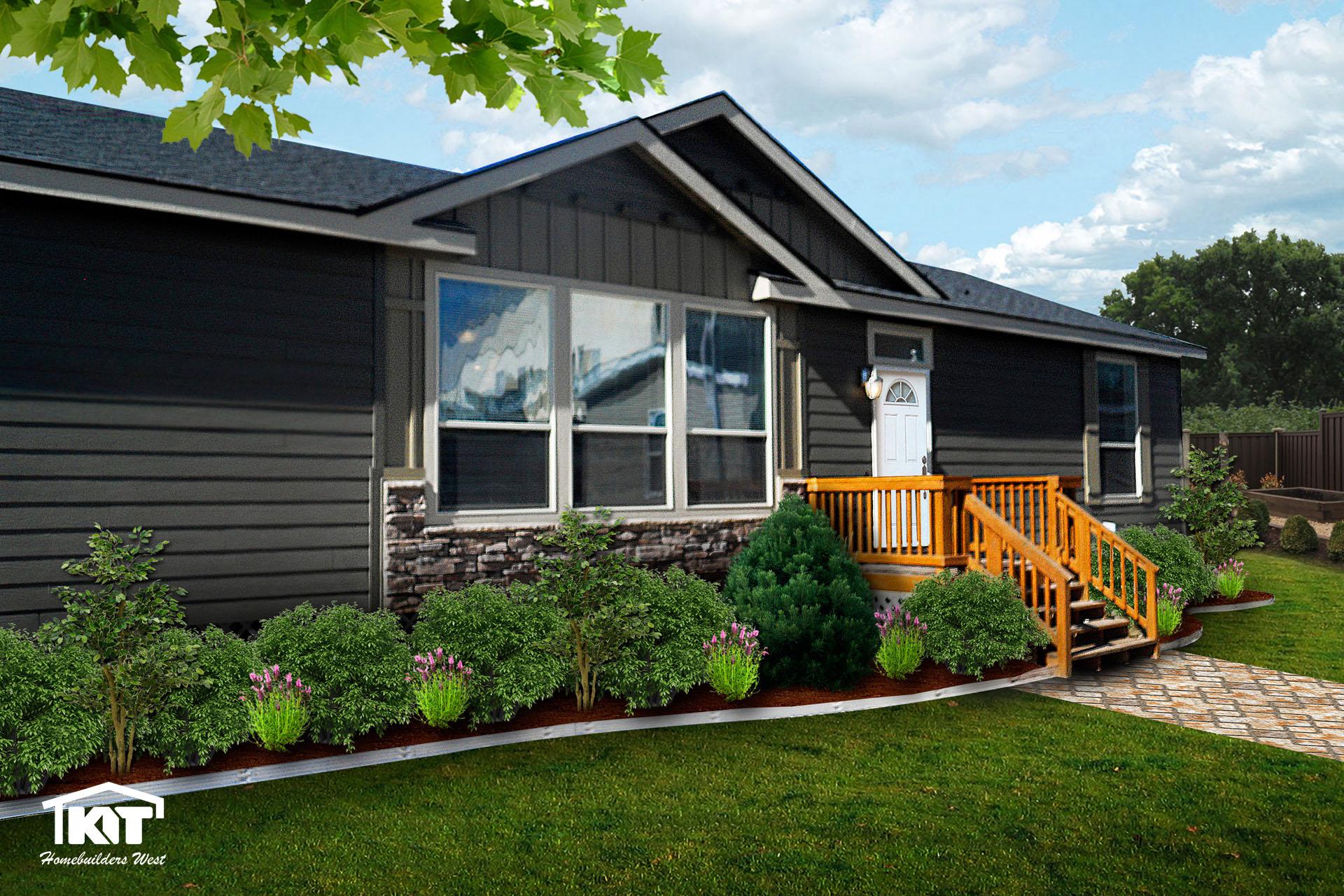 Cedar canyon 2077 home by detray 39 s custom housing for Custom home builders puyallup wa