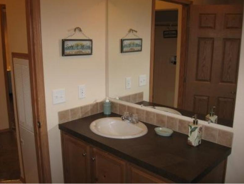 Floor Plan Layout: Cedar Canyon/2001