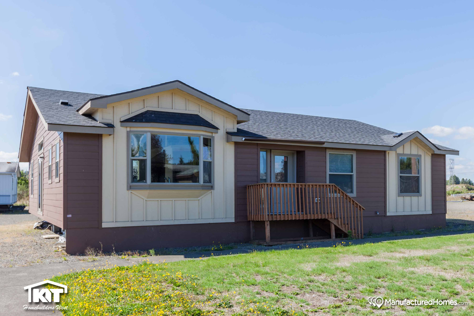 Cedar canyon 2073 home by big mountain homes gillette for Kit west homes