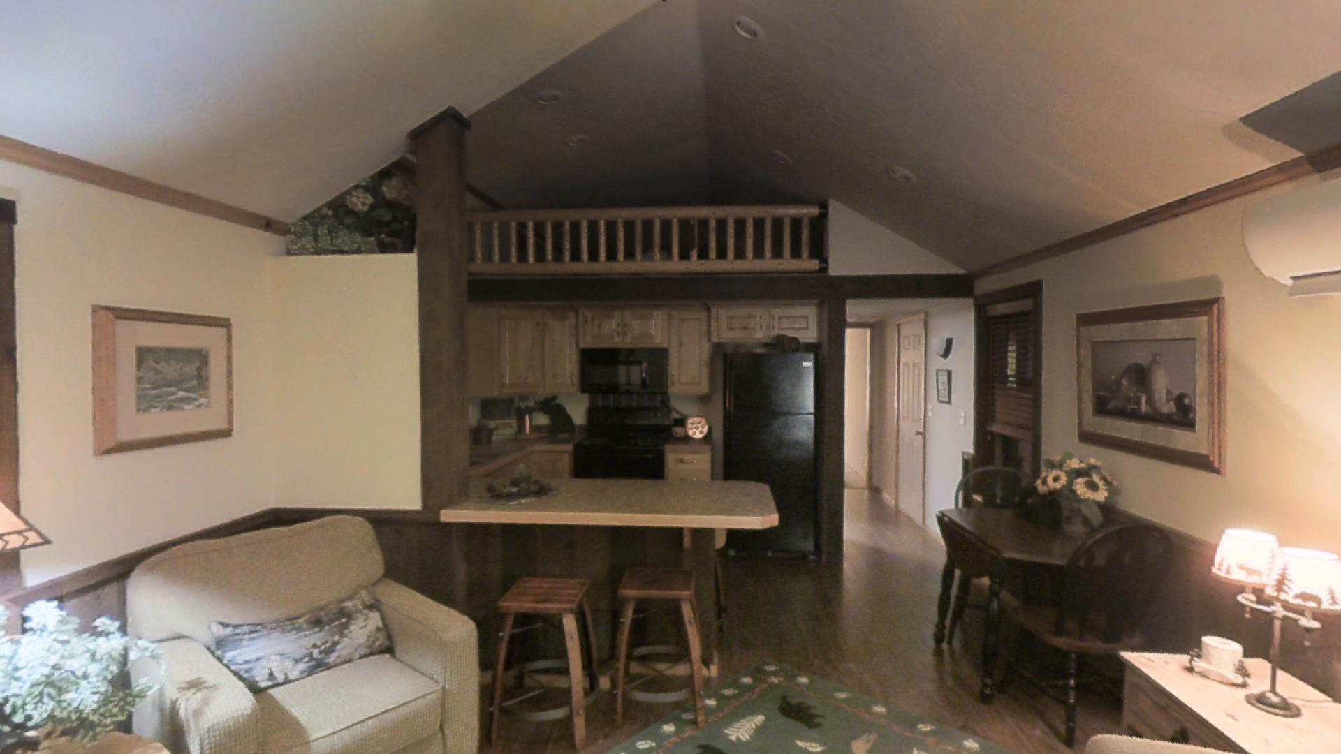 Floor Plan Cottage 1001