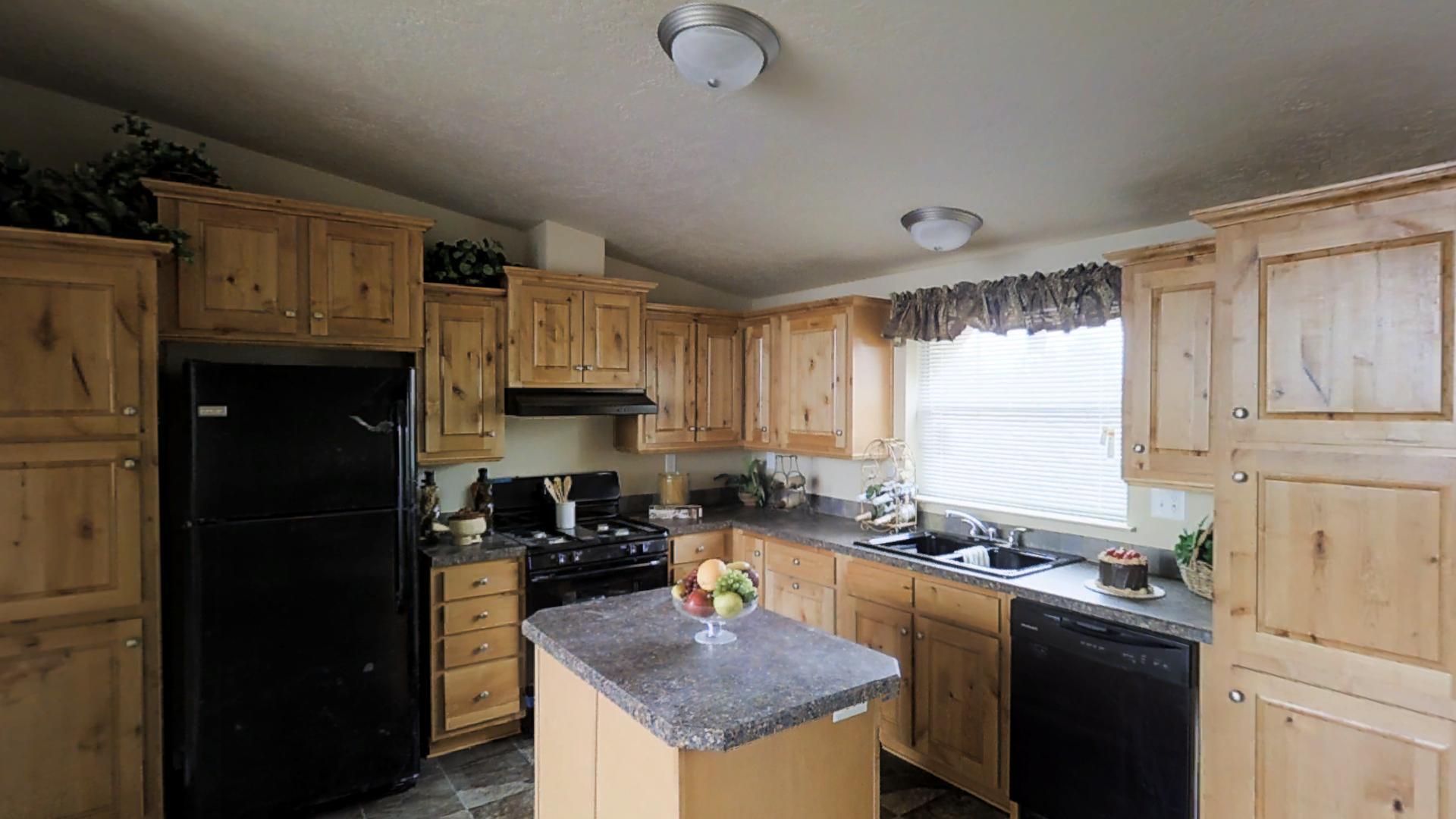 Floor Plan Layout: Pinehurst/2502