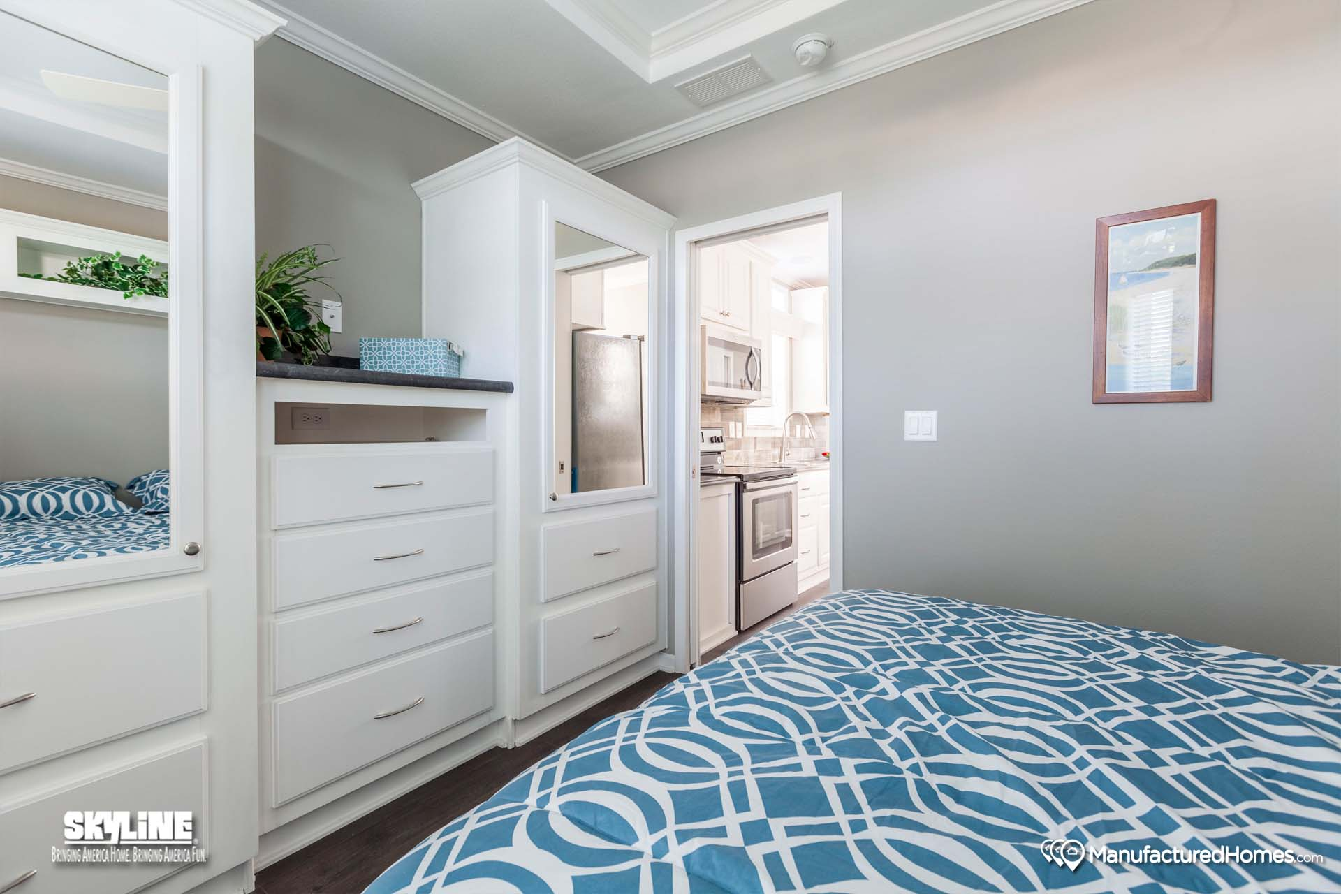 Floor Plan Layout: Shore Park/3163