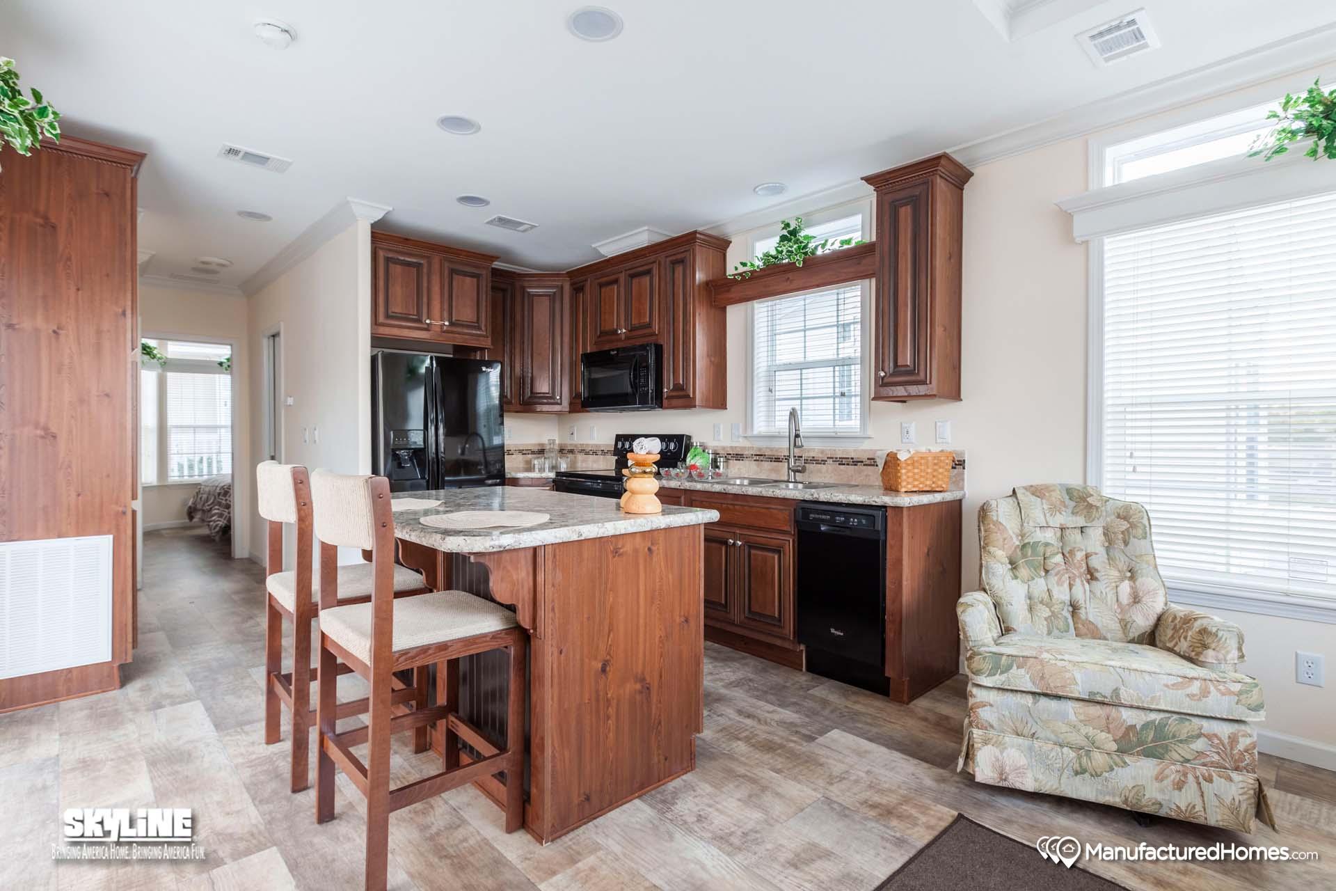 Floor Plan Layout: Shore Park/3122D