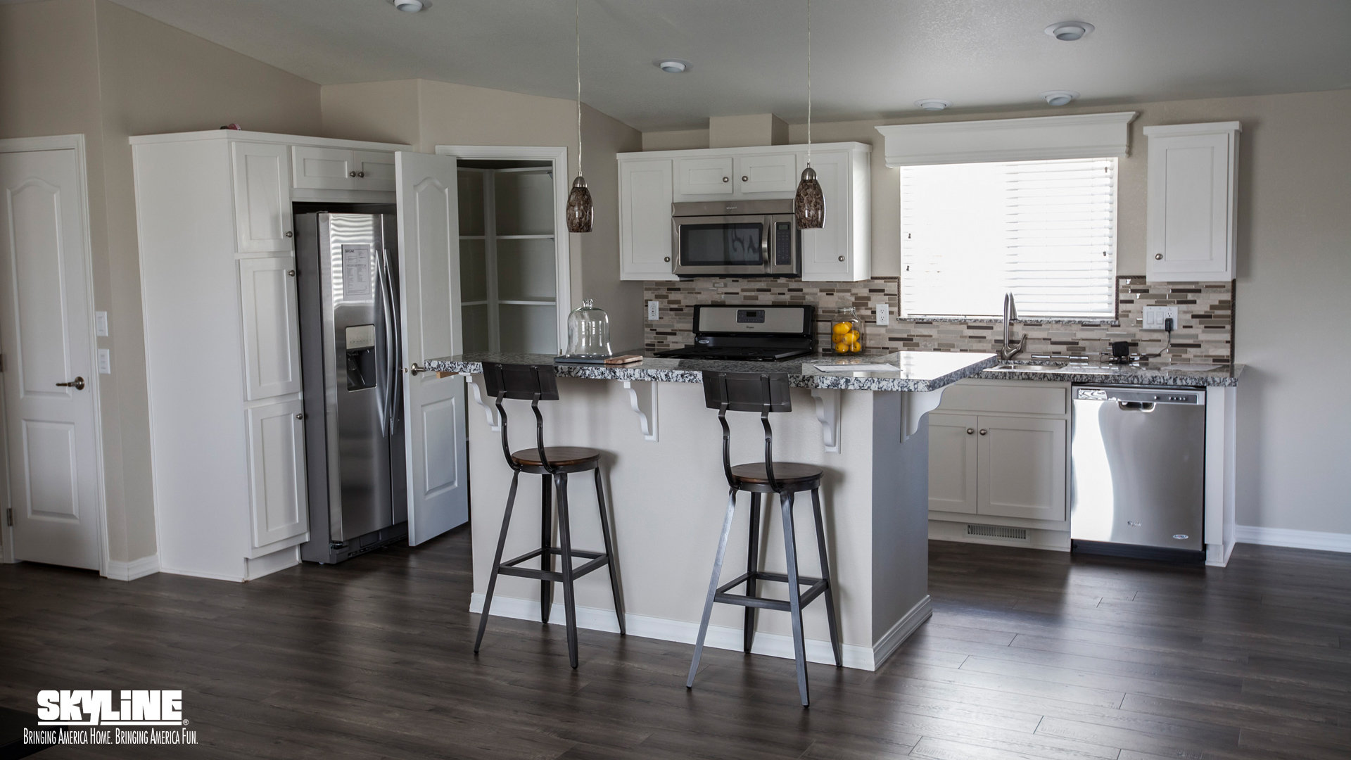 Floor Plan Layout: Palm Haven/3410-CT