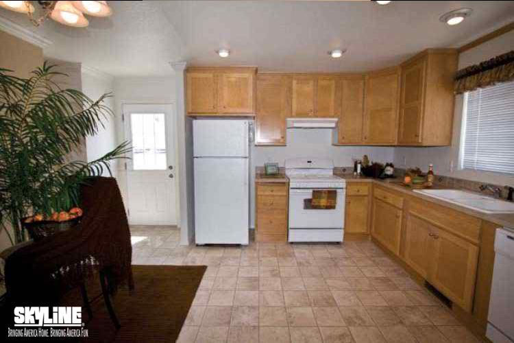 Floor Plan Sunset Ridge K500G