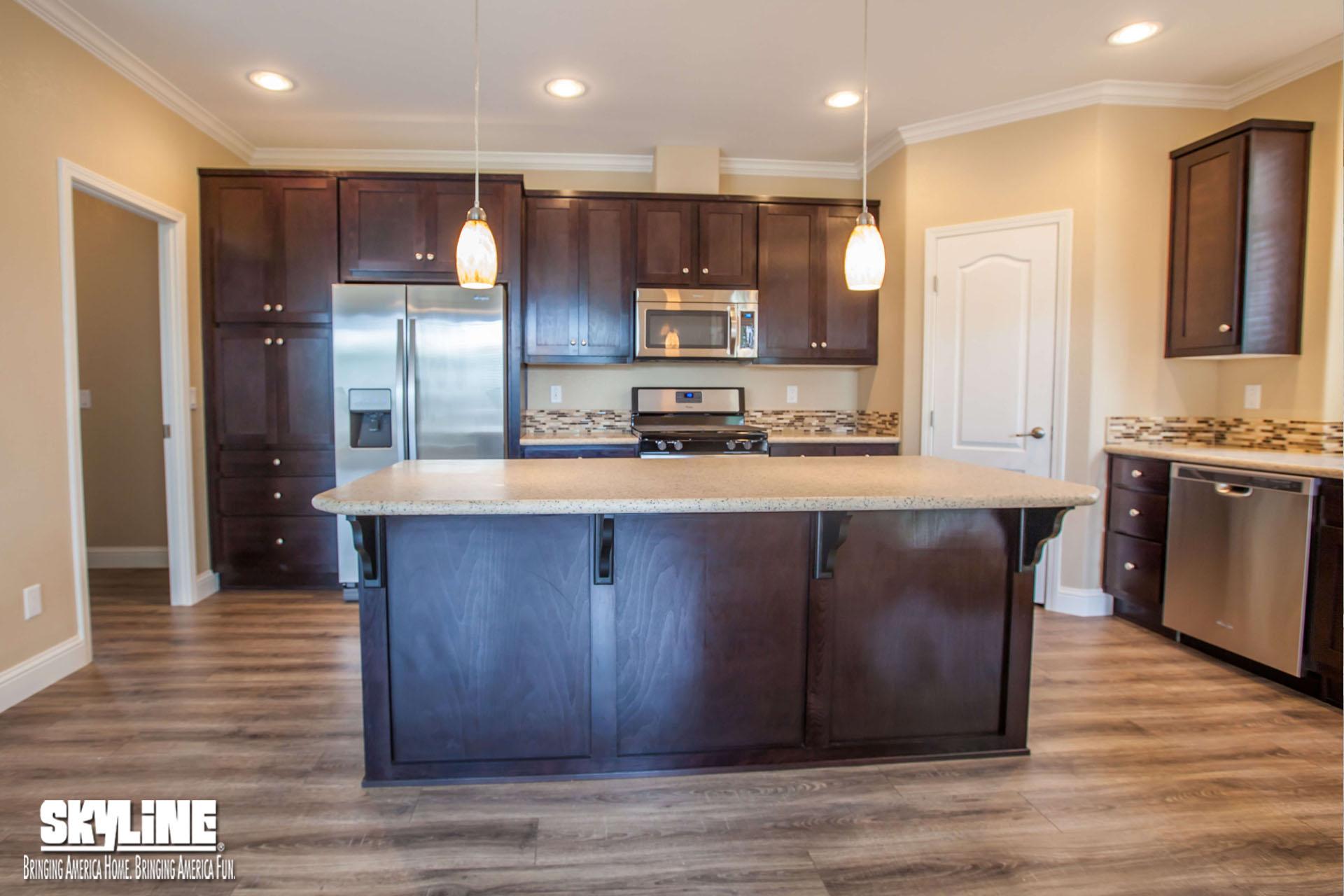 Floor Plan Layout: Sunset Ridge/K900