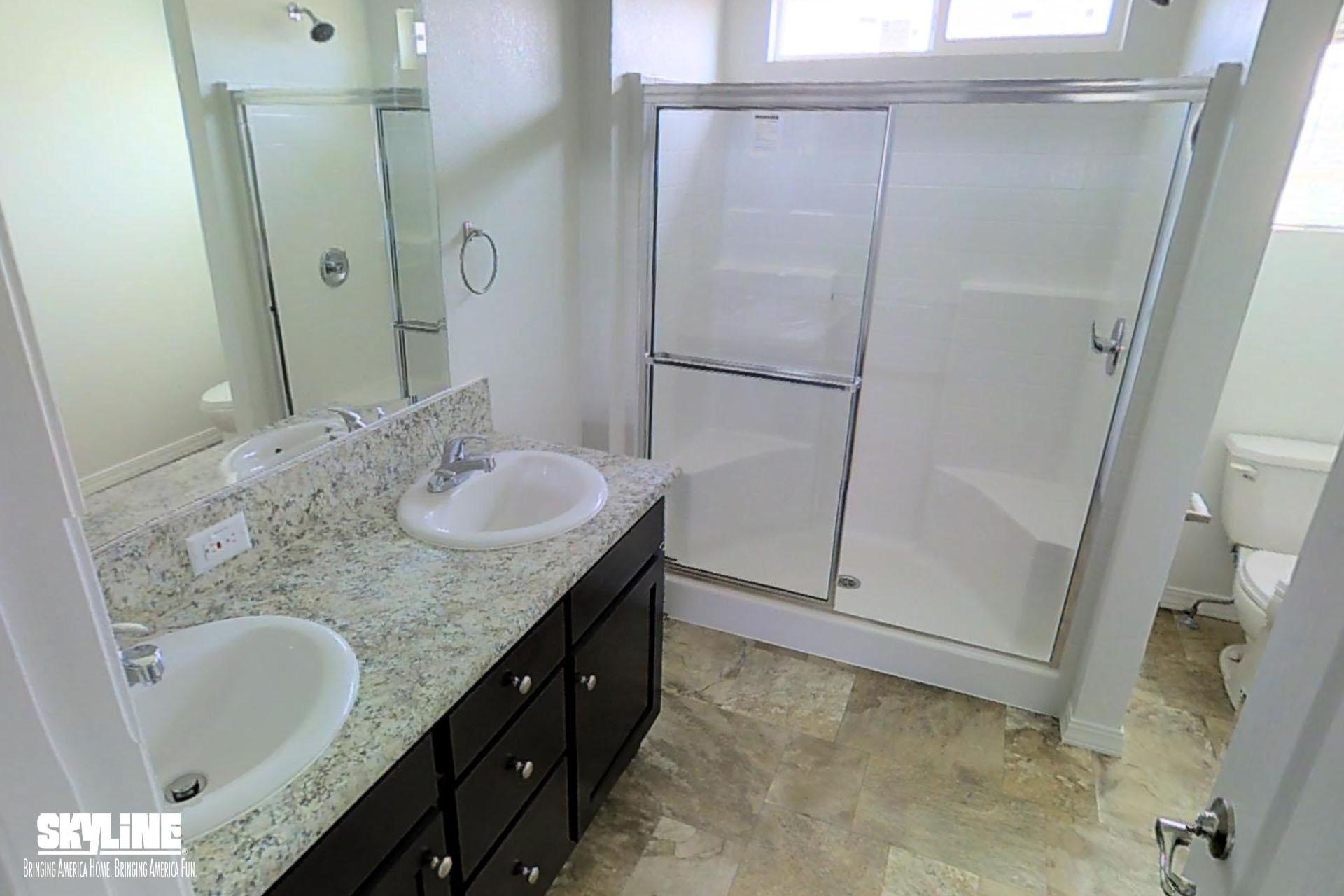 Floor Plan Layout: Palm Haven/3408-CT