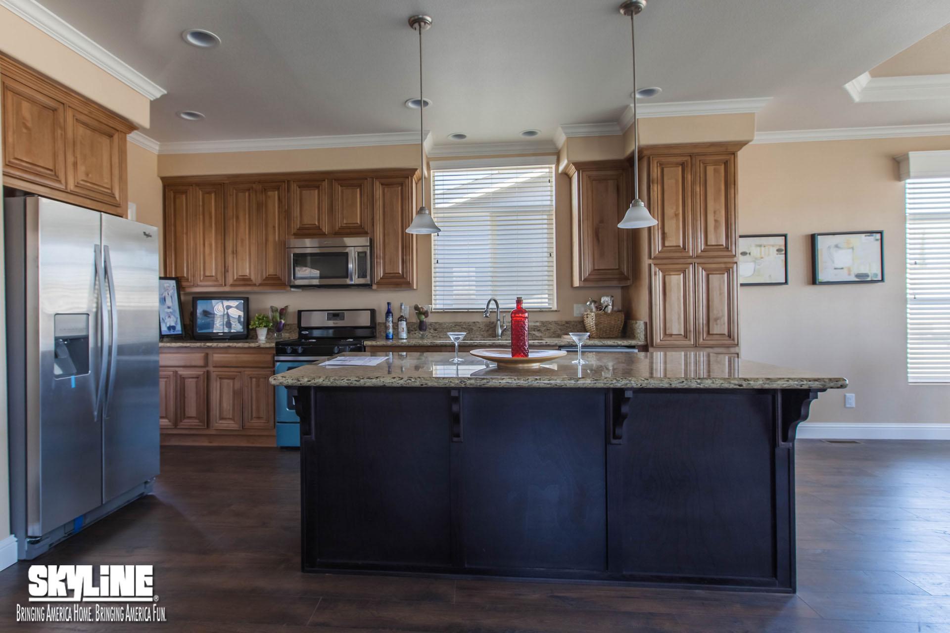 Floor Plan Layout: Sunset Ridge/K517H