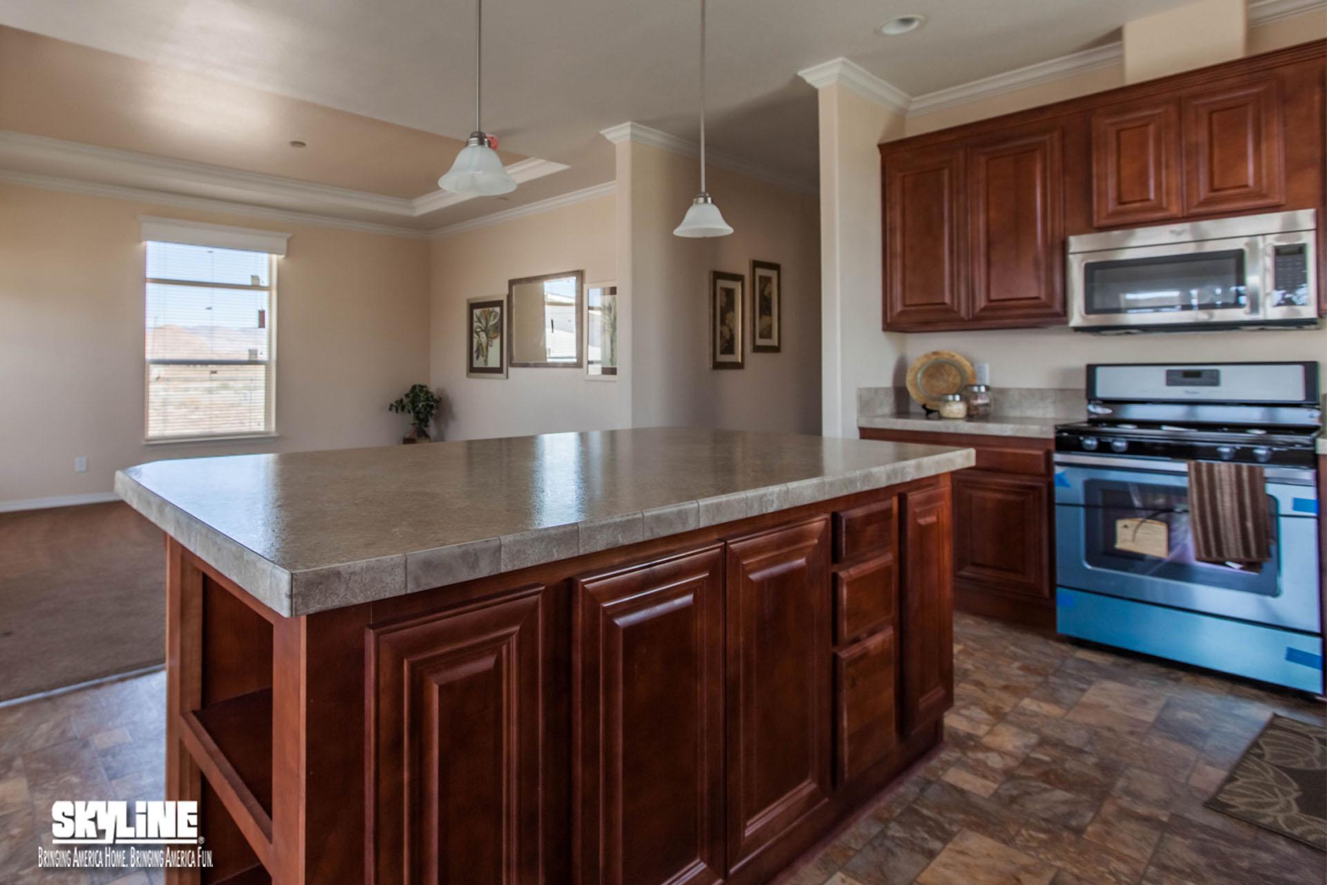 Floor Plan Layout: Sunset Ridge/K530H