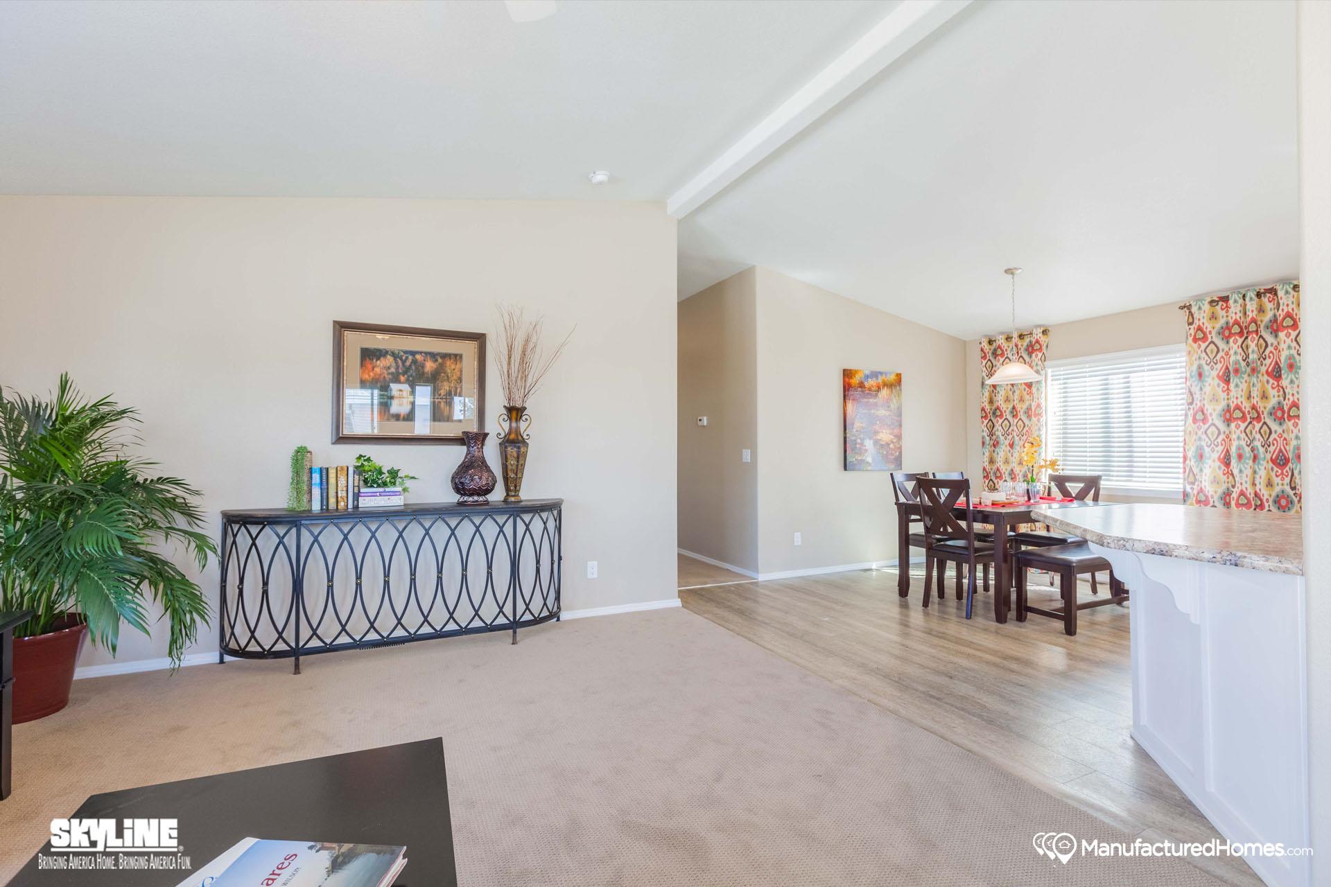 Floor Plan Layout: Amber Cove/K734CT