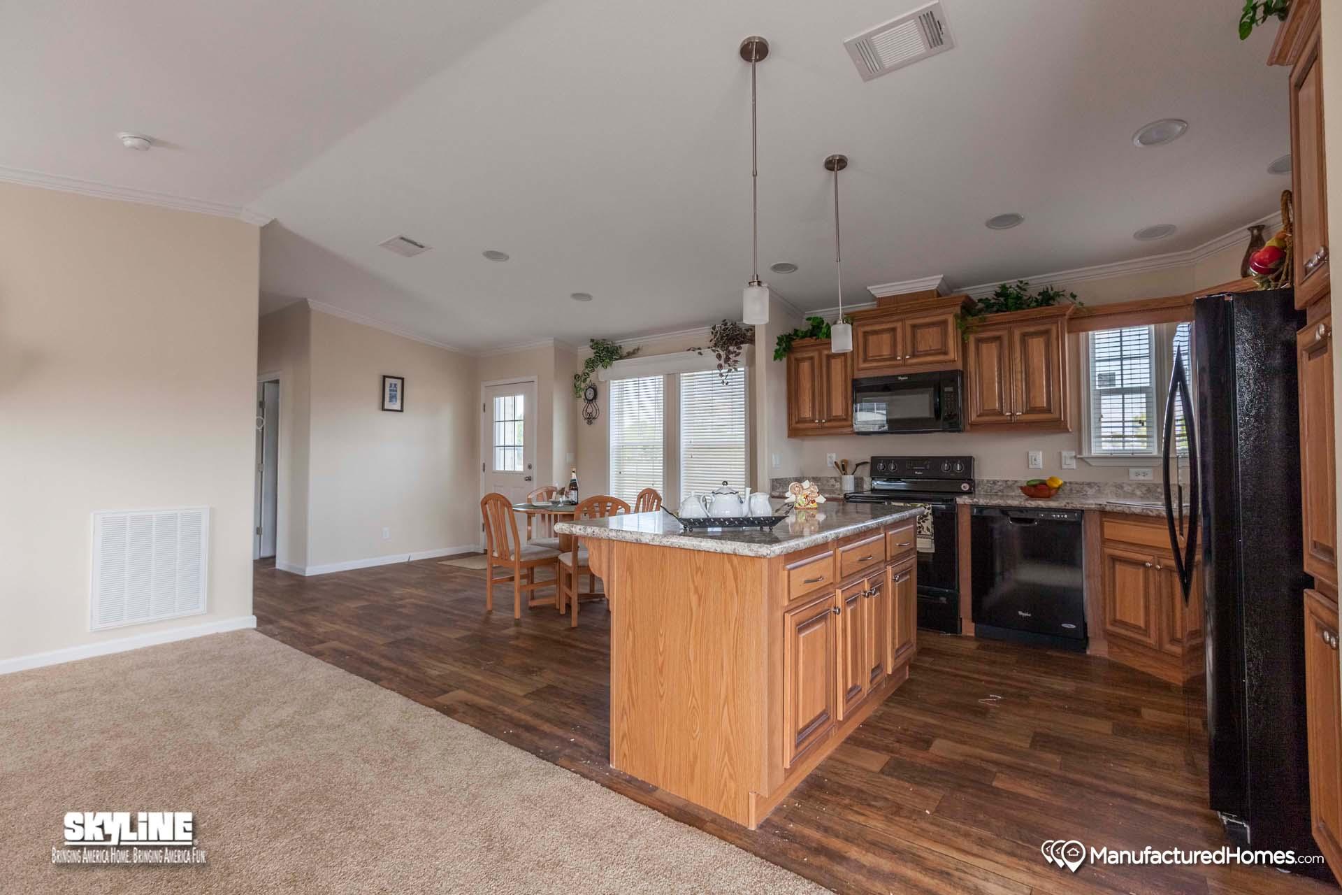 Floor Plan Layout: Silver Springs/4893