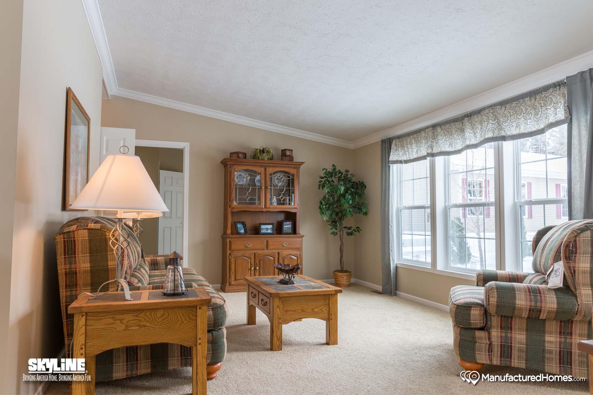 Floor Plan Layout: Brookstone/J805CT