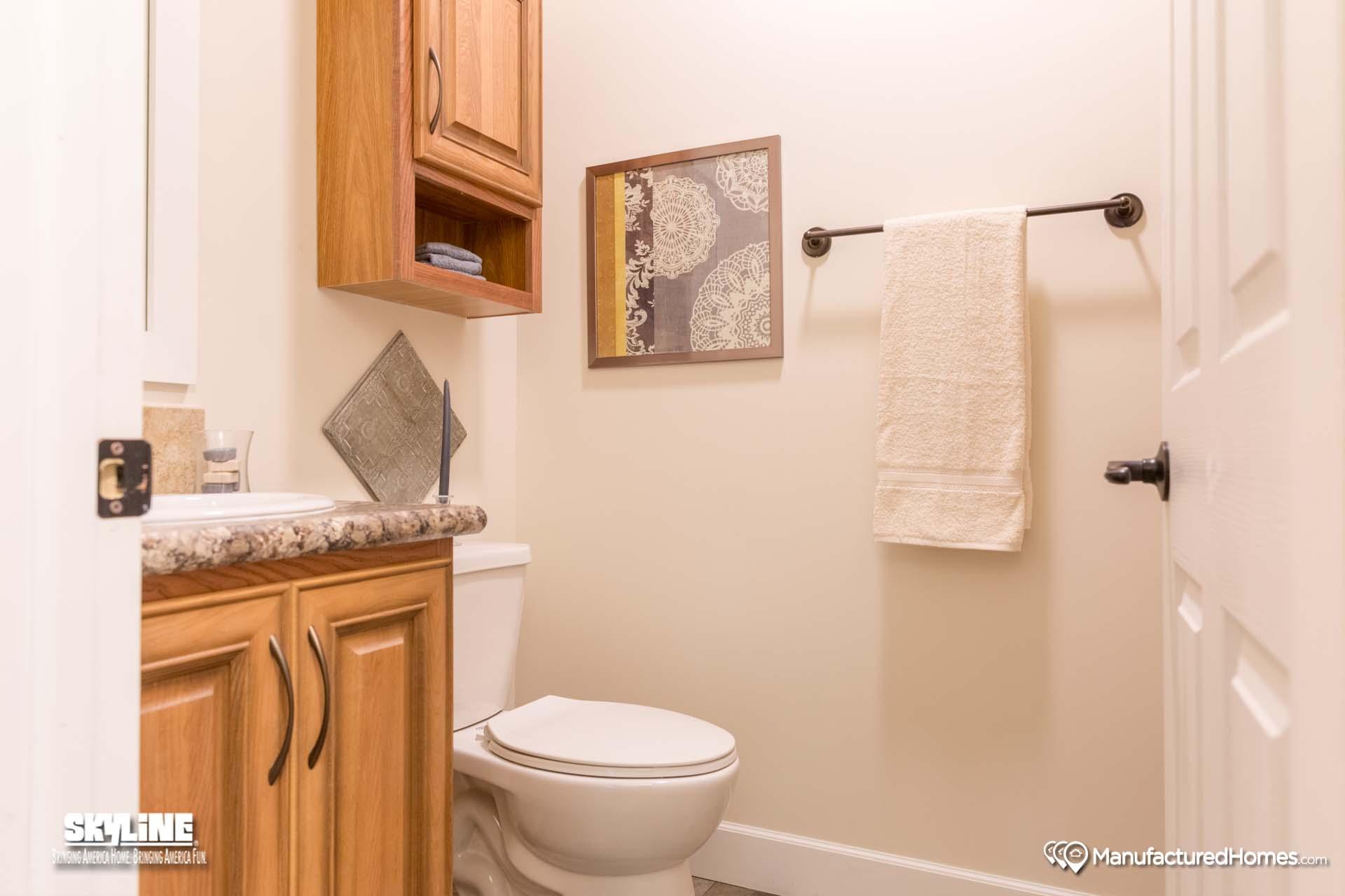 Floor Plan Layout: Brookstone Community/9194E