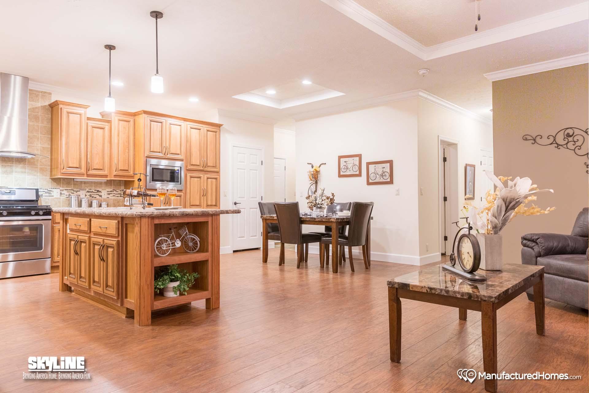 Floor Plan Brookstone Community 9194E