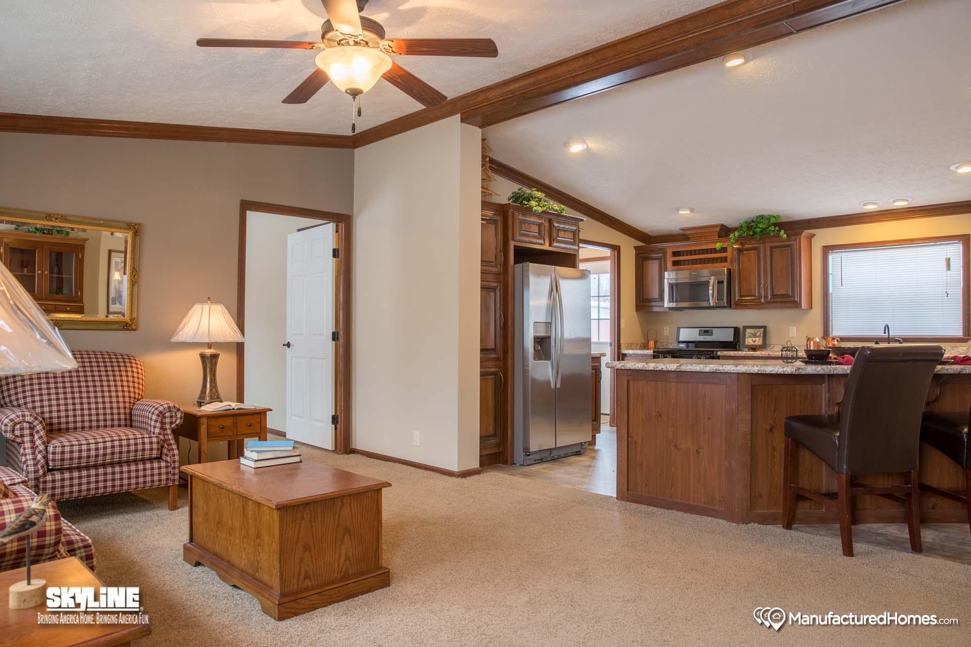 Floor Plan Layout: Brookstone/J808CT
