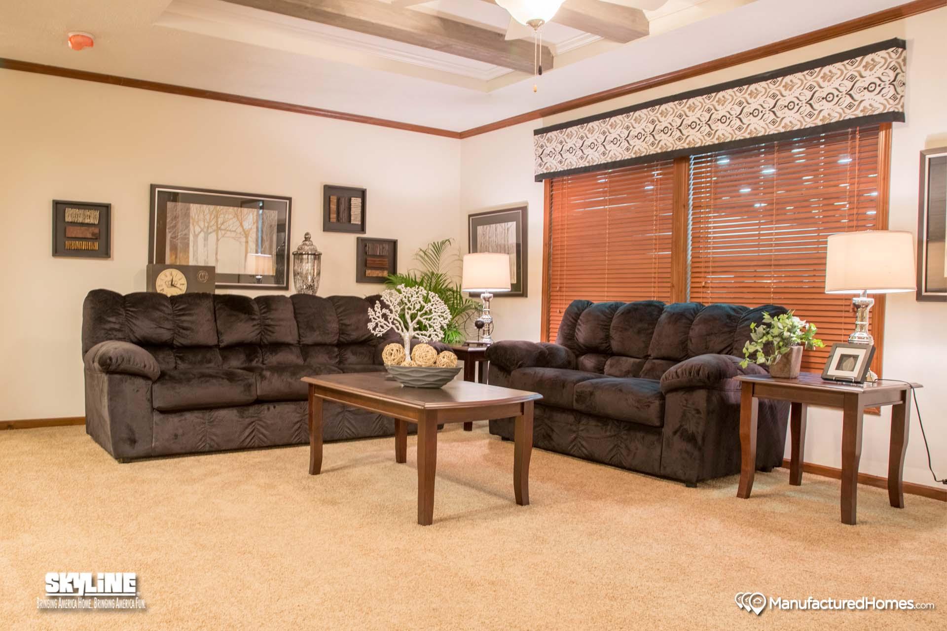 Floor Plan Layout: Arlington/2216