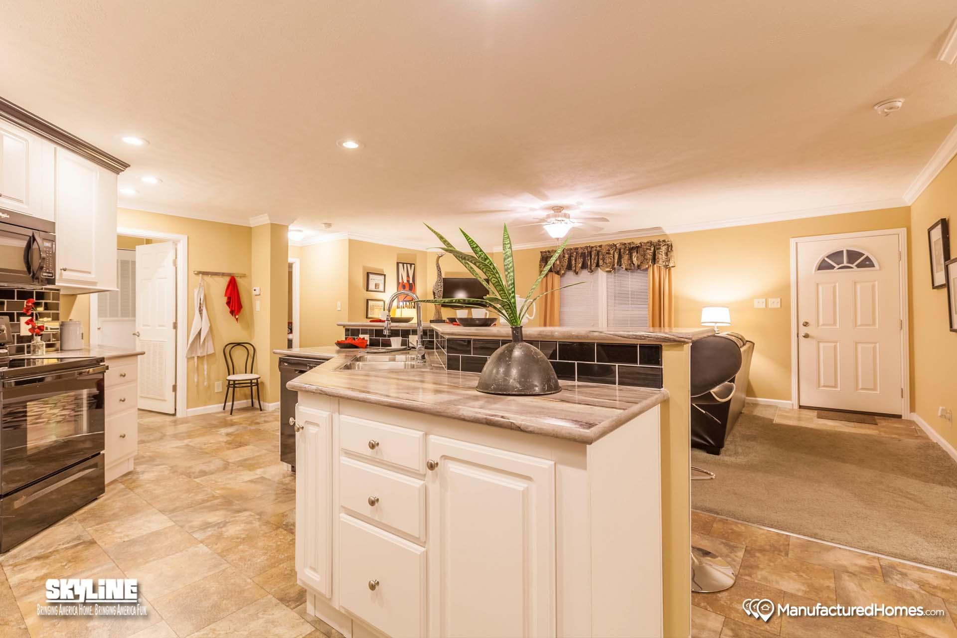 Floor Plan Layout: Sunset Ridge/K526