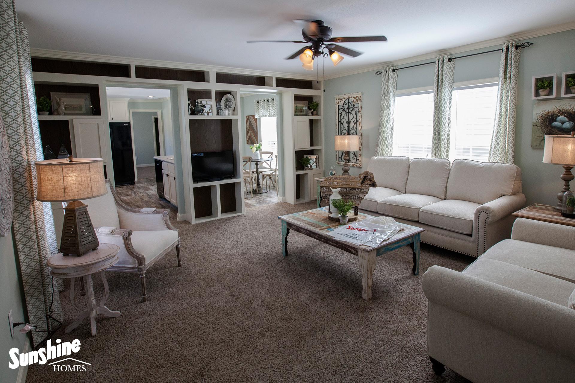 Floor Plan Layout: Hybrid/HYB1684-288