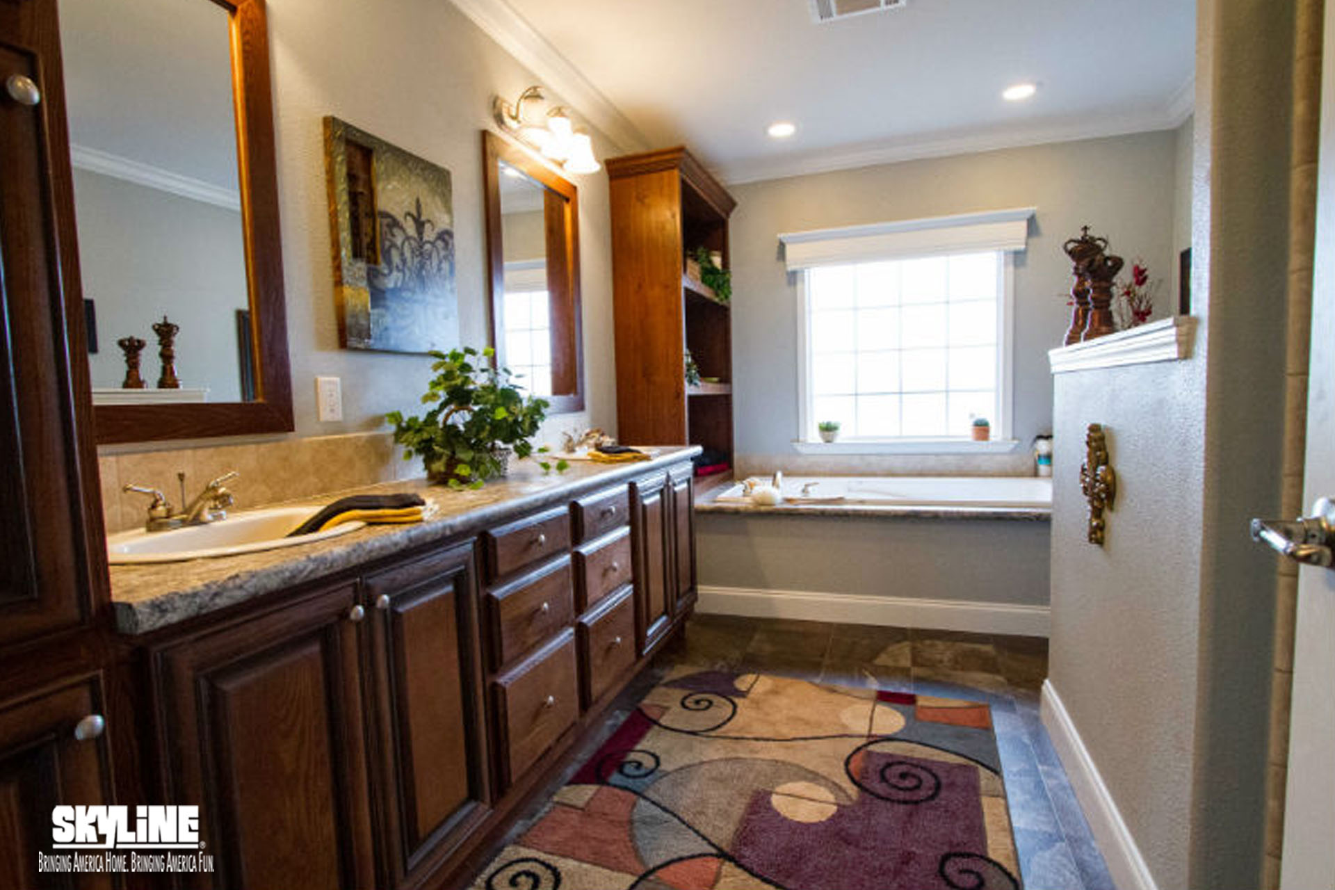 Floor Plan Layout: Chaparrel/5737 Shelby