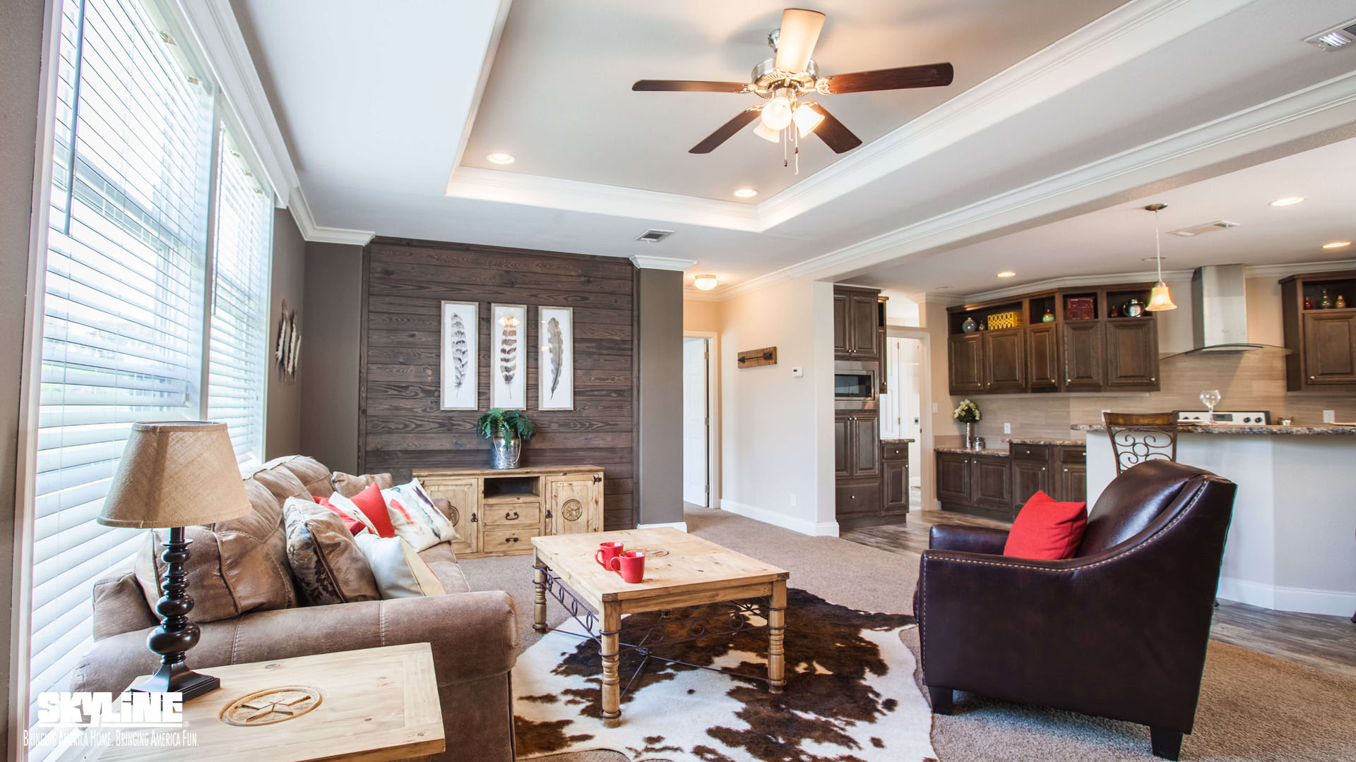Floor Plan Layout: Chaparrel/5733 Titus