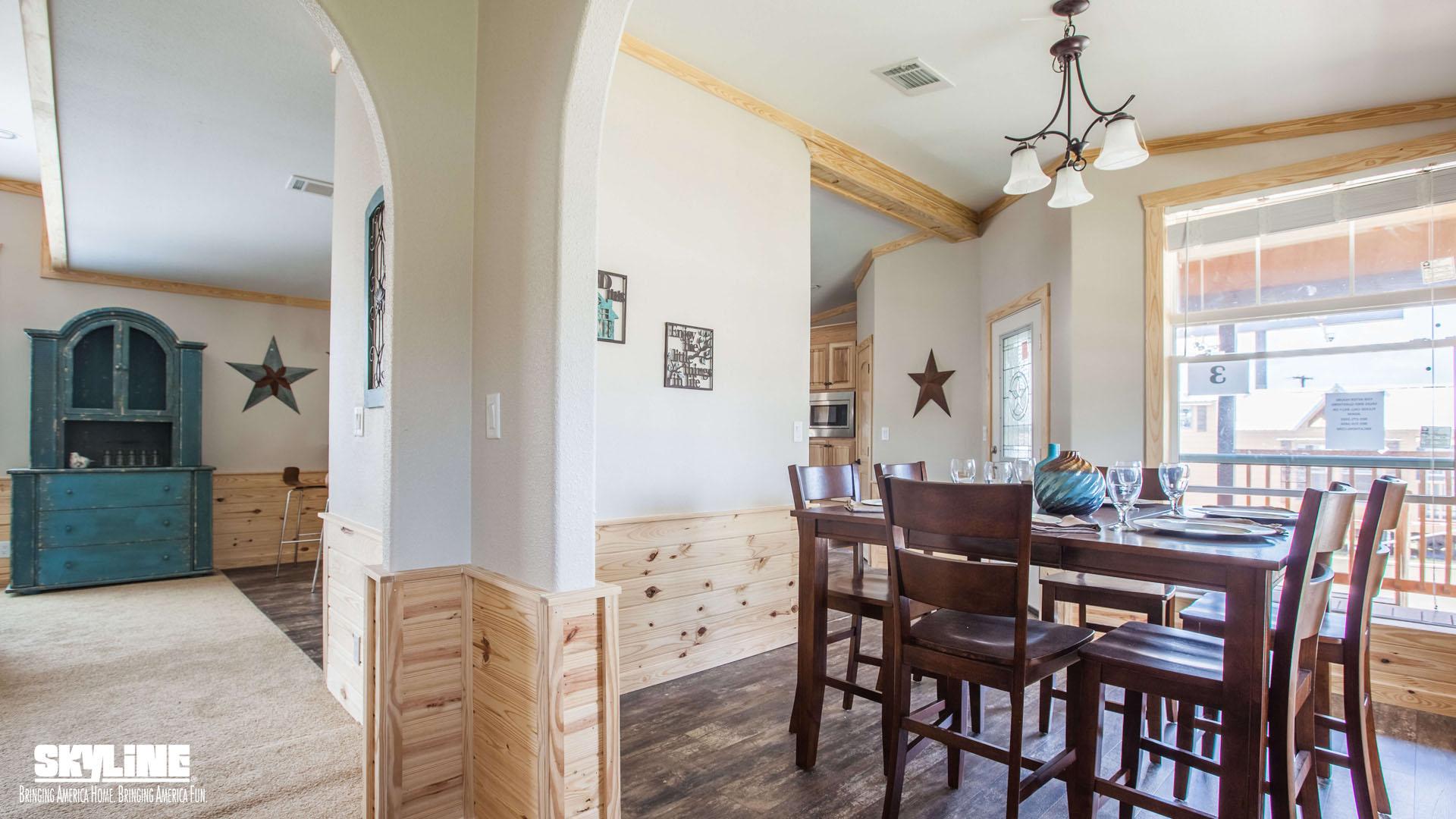 Floor Plan Layout: Sky Ranch/E295 Kaufman