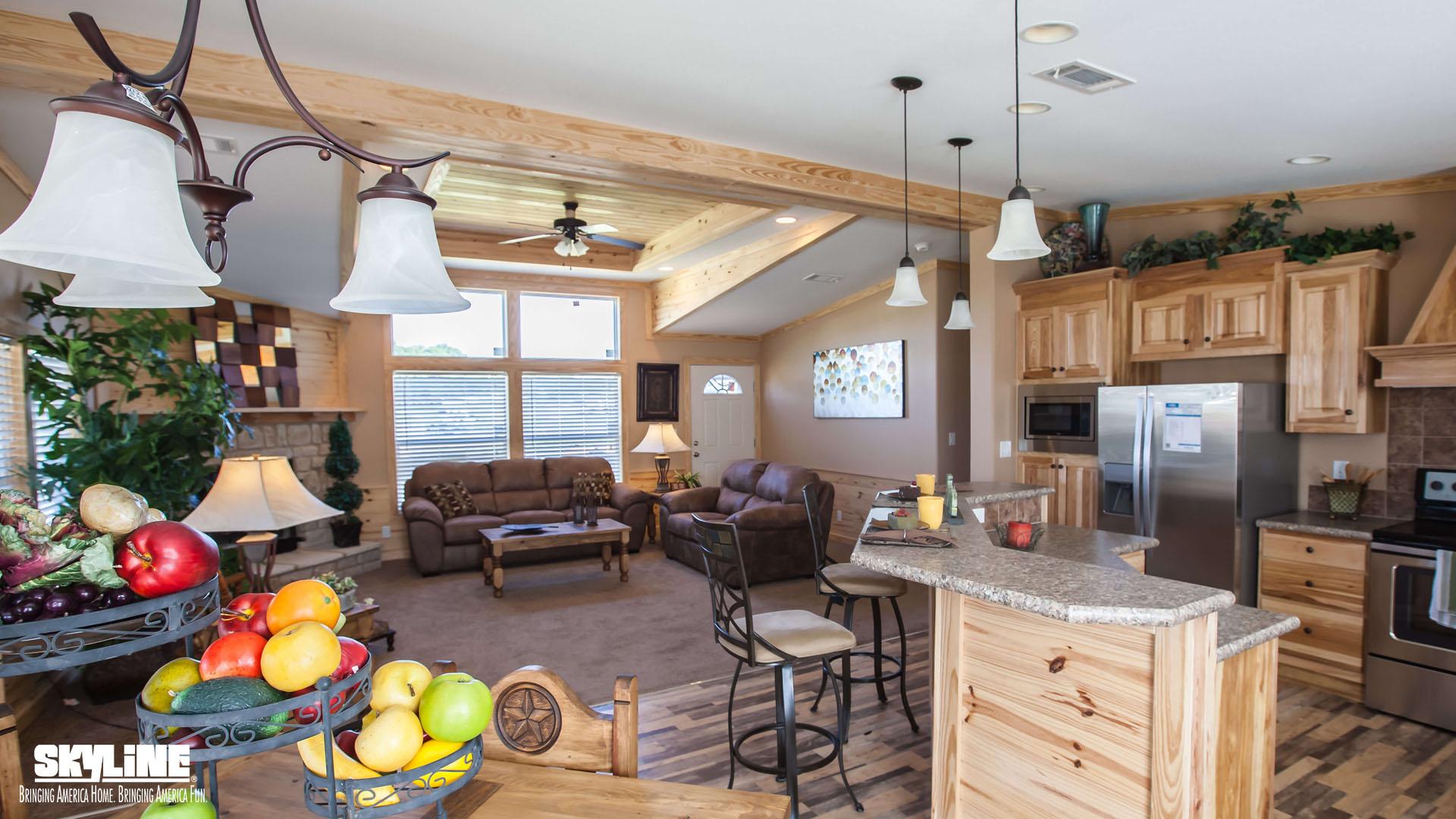 Floor Plan Sky Ranch E222 Kerr