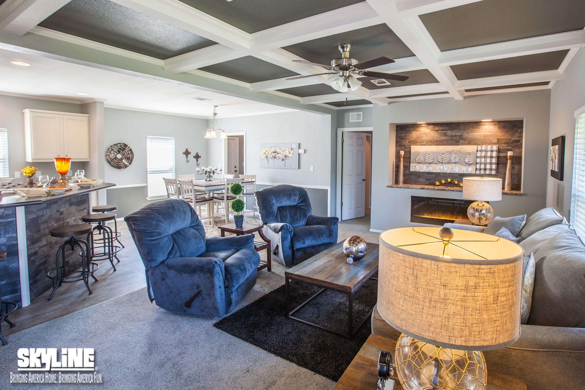 Floor Plan Layout: Arlington/6979 Abram