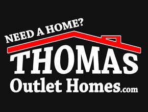Thomas Outlet Homes logo
