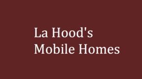 La Hoods Mobile Homes logo
