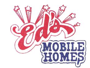 Ed's Mobile Homes logo