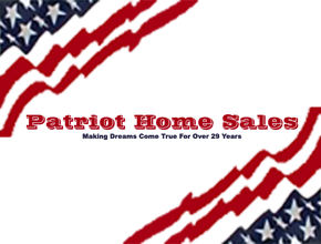 Patriot Home Sales, Inc. - Kinzers, PA