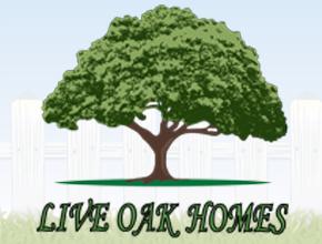 Live Oak Homes Logo