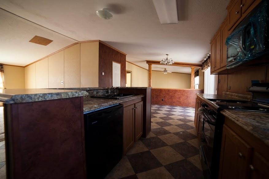 Floor Plan Layout: Elite/3264-32EL
