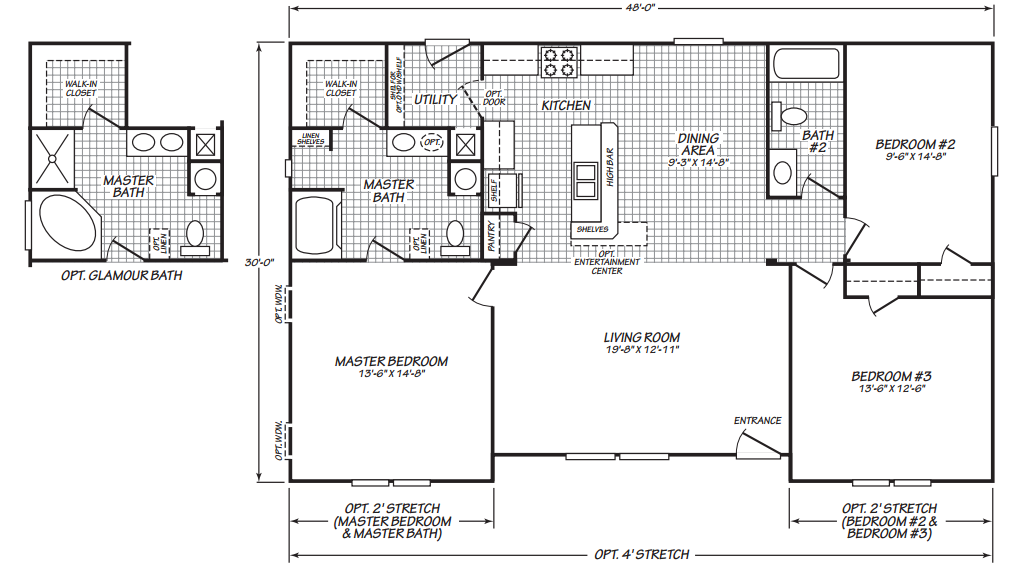 Dakota 32483z home by anderson homes oklahoma city for Floor plans oklahoma