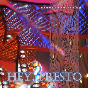 Cover Art for song Hey, Presto