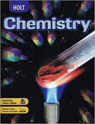 Book Cover for Holt Chemistry