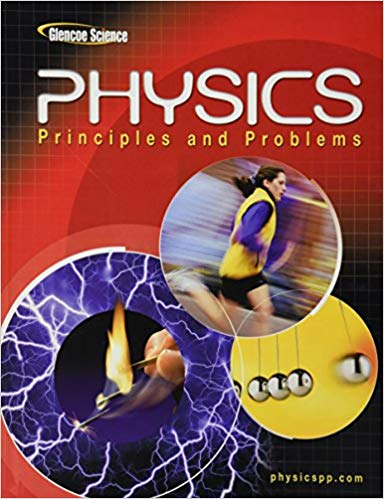 Book Cover for PHYSICS: Princicple and Problem 2004