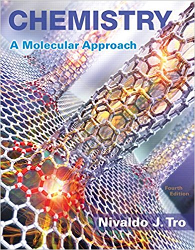 Book Cover for Chemistry: A Molecular Approach