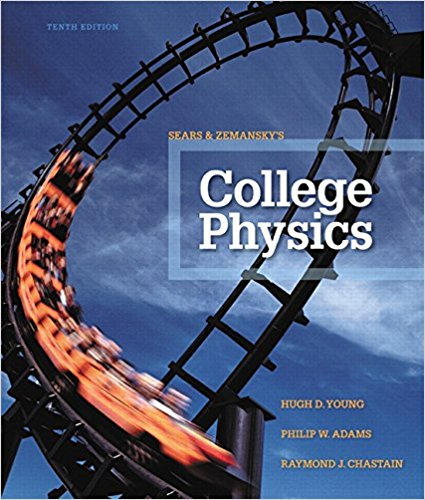 Book Cover for College Physics