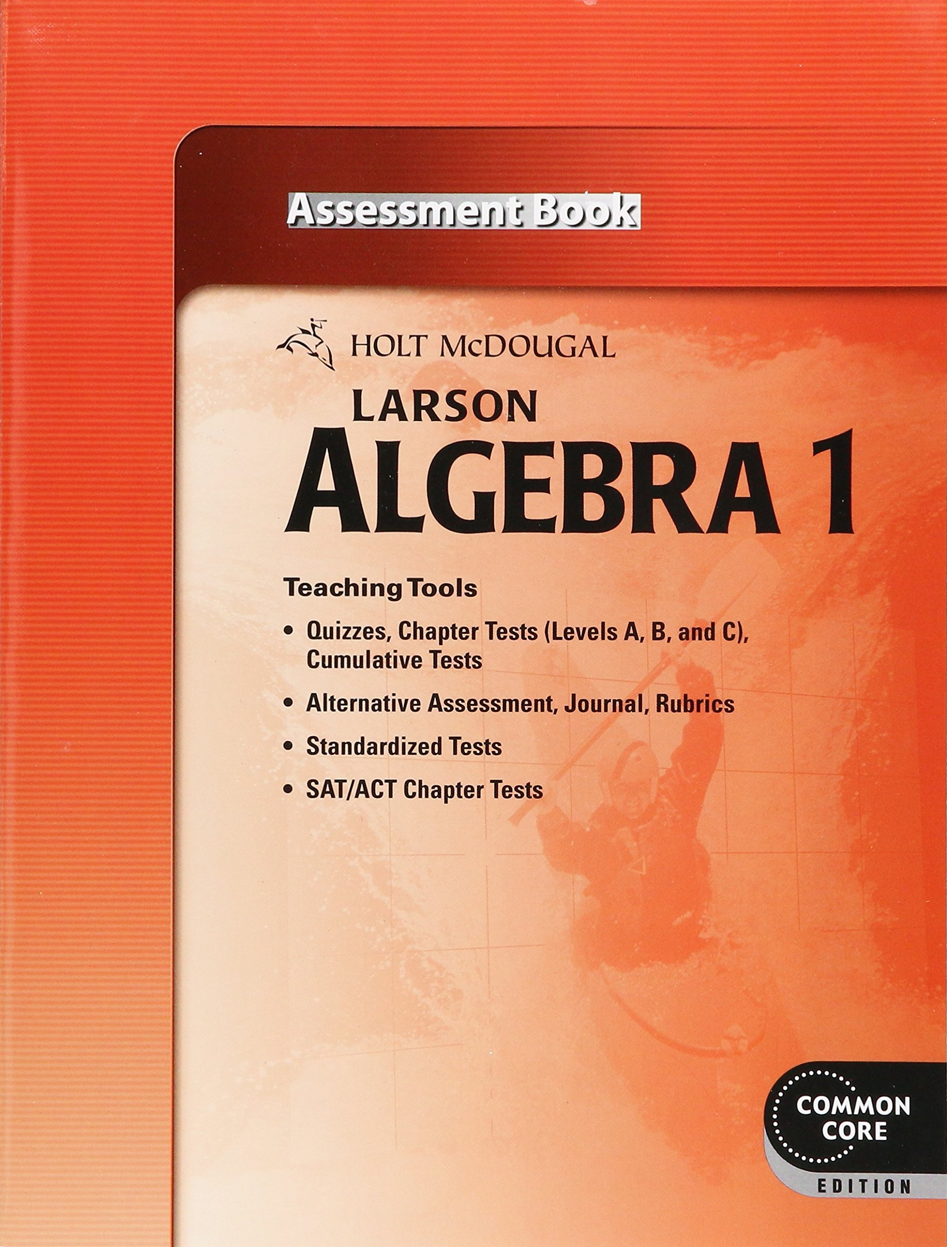 Book Cover for Algebra 1 (2003)