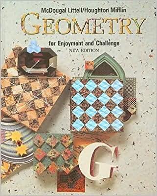 Book Cover for Geometry for Enjoym…