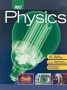 Book Cover for Holt Physics