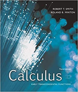 Book Cover for Calculus: Early Tra…