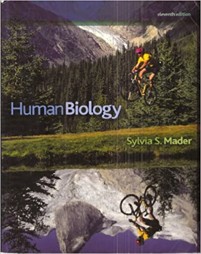 Book Cover for Human Biology 11th